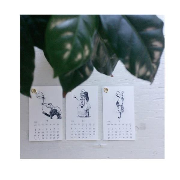 「Sky  Butterfly- to DEBRA -」umi.doodle/プチカレンダー|uukankan|03