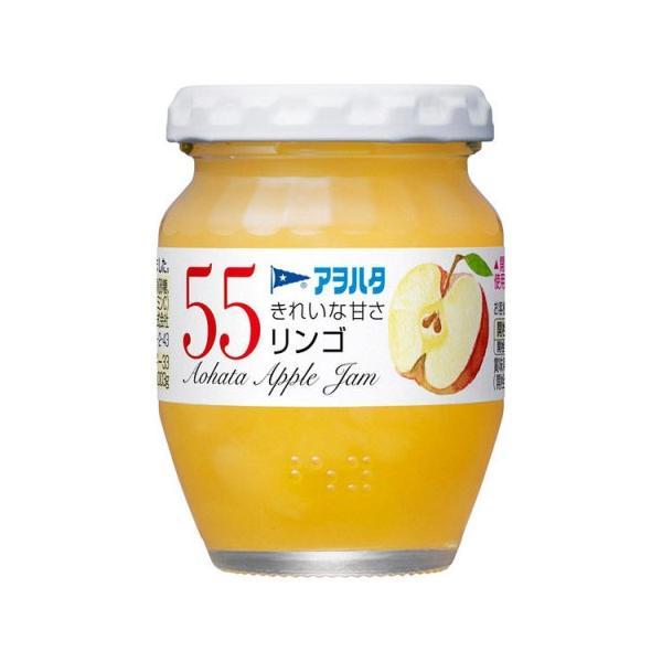 キユーピー アヲハタ55 リンゴ 150g×12個セット /アヲハタ55 リンゴジャム