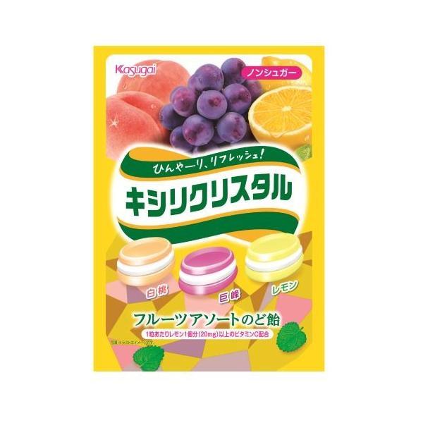 キシリクリスタル フルーツアソート 67g /キシリクリスタル 飴 あめ