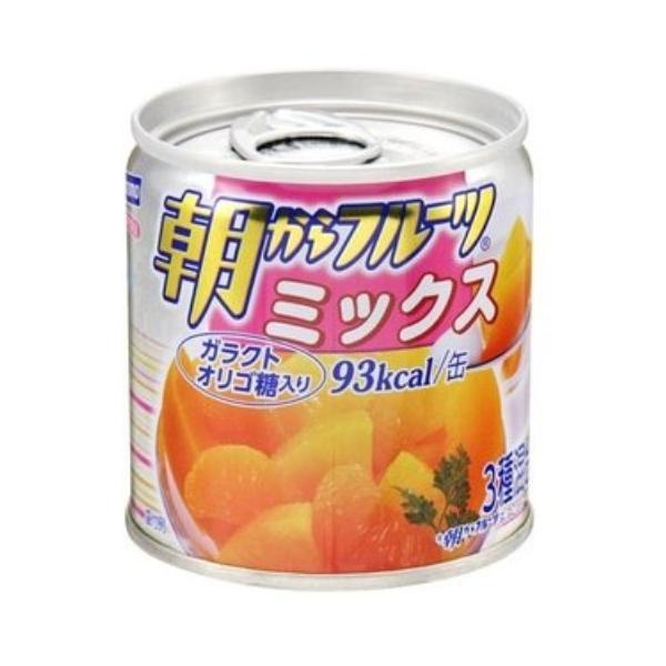 はごろも 朝からフルーツ ミックス 190g×6個セット /フルーツ 缶詰