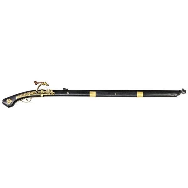 DENIX デニックス 種子島 火縄銃 ポルトガル伝来モデル ブラック 1274/N