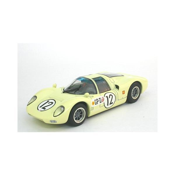 エブロ 1/43 ニッサン R380II 日本GP No.12 1967