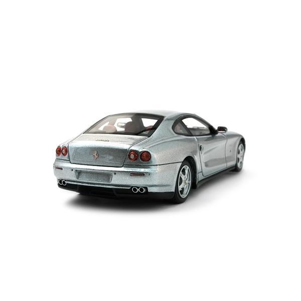 フェラーリ 612 スカリエッティ 2003 チタンシルバー (1/43 BBR156E) v-toys 02