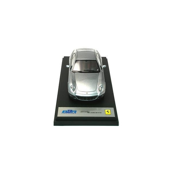 フェラーリ 612 スカリエッティ 2003 チタンシルバー (1/43 BBR156E) v-toys 03