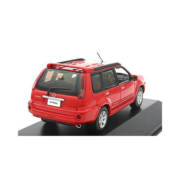 ニッサン X-TRAIL GT 2005 バーニングレッド (1/43 J-コレクションJC19073BR)|v-toys|02
