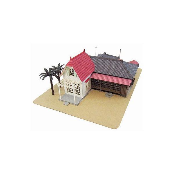 となりのトトロ 「サツキとメイの家 」 (1/150 さんけいMK07-01)|v-toys|02