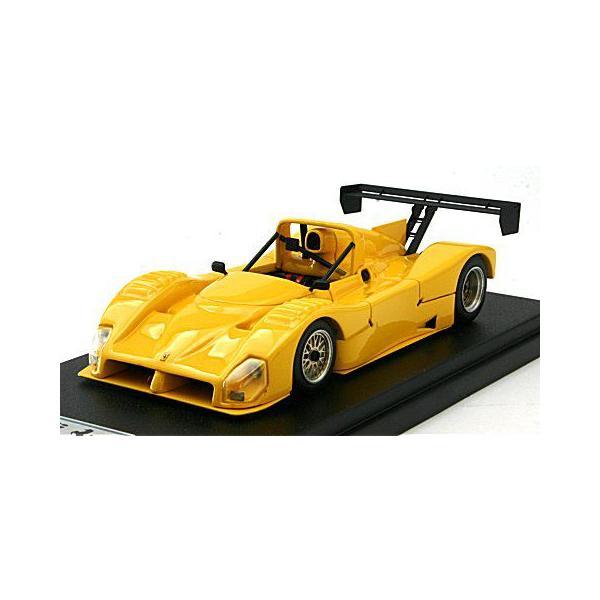 フェラーリ 333 SP LM プロトタイプ 1996 イエロー ((1/43 Kane&Co. KA0311-2A)|v-toys