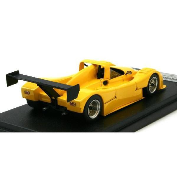 フェラーリ 333 SP LM プロトタイプ 1996 イエロー ((1/43 Kane&Co. KA0311-2A)|v-toys|02