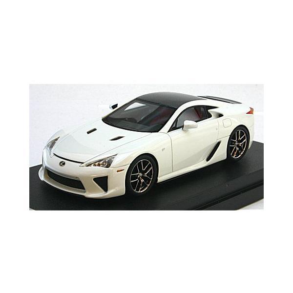 レクサス LFA 東京モーターショー 2009 (1/43 キッドボックスC43004WH)|v-toys