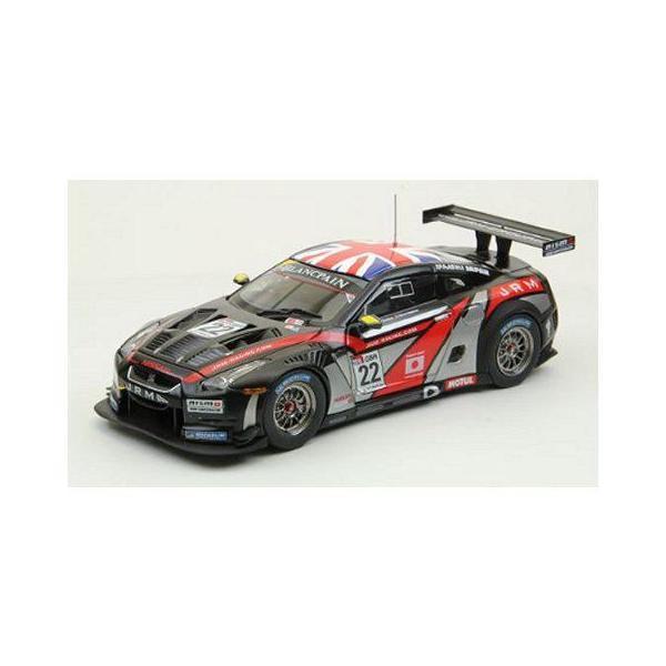 ニッサン GT-R GT1 2011 JRM レーシング No22 (1/43 エブロ44712)|v-toys