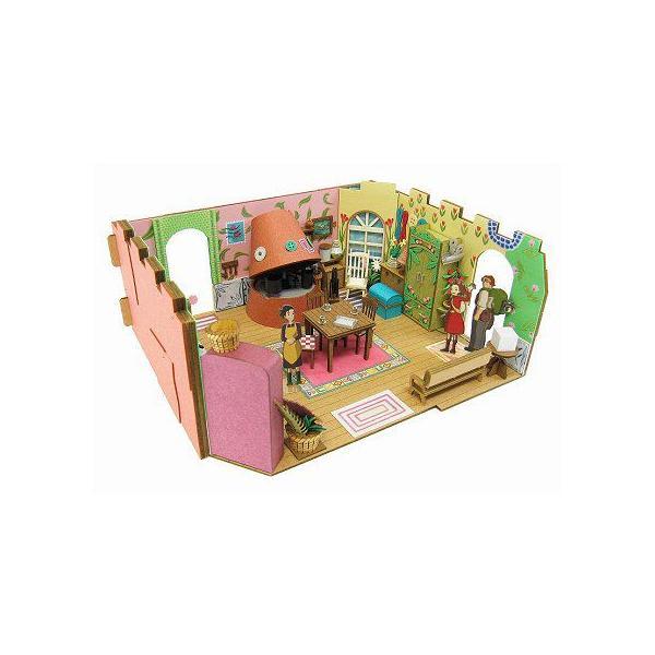 借りぐらしのアリエッティ 「アリエッティの家」 (1/150 さんけいMK07-13)|v-toys|02