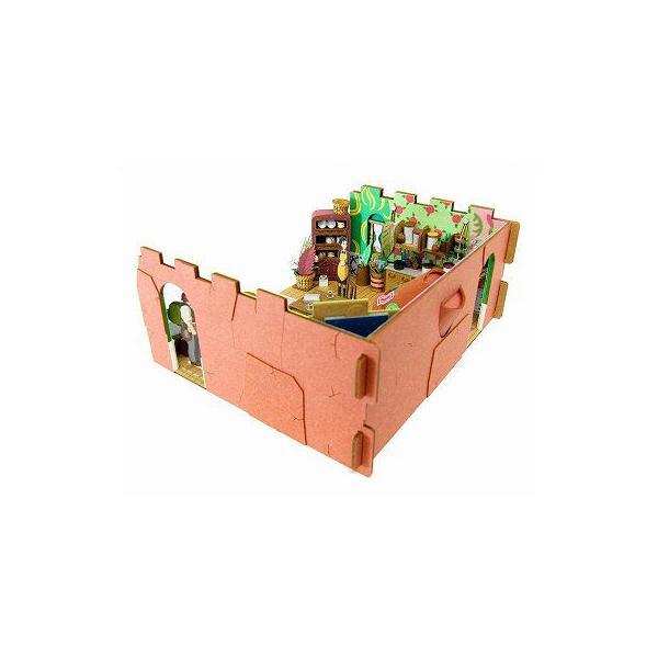 借りぐらしのアリエッティ 「アリエッティの家」 (1/150 さんけいMK07-13)|v-toys|03