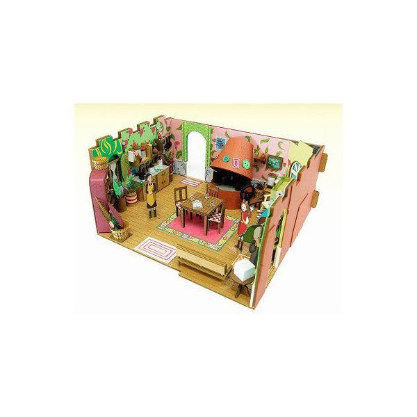 借りぐらしのアリエッティ 「アリエッティの家」 (1/150 さんけいMK07-13)|v-toys|04