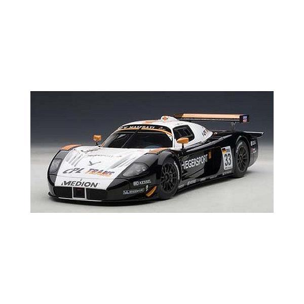 マセラティ MC12 FIA GT1 2010 No33 ヘーガースポーツ (1/18 オートアート81036)|v-toys
