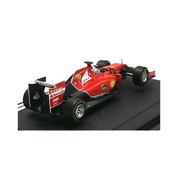 フェラーリ F-1 2014 F14 T No14 アロンソ ドライバー付 (1/43 マテルMTBLY69)|v-toys|02