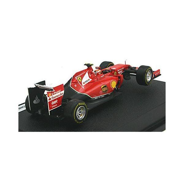 フェラーリ F-1 2014 F14 T No7 ライコネン ドライバー付 (1/43 マテルMTBLY70)|v-toys|02