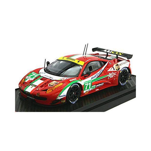 フェラーリ 458 GTE WEC 第6戦 富士 2013 No71 小林可夢偉 (1/43 BBR KBBR003)|v-toys