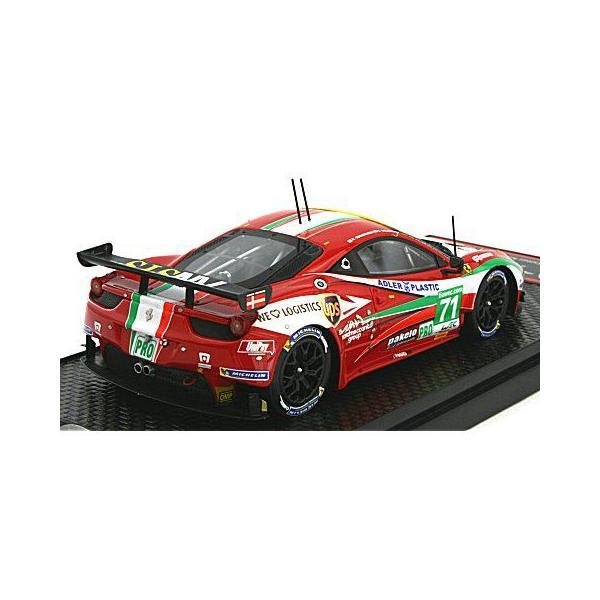フェラーリ 458 GTE WEC 第6戦 富士 2013 No71 小林可夢偉 (1/43 BBR KBBR003)|v-toys|02