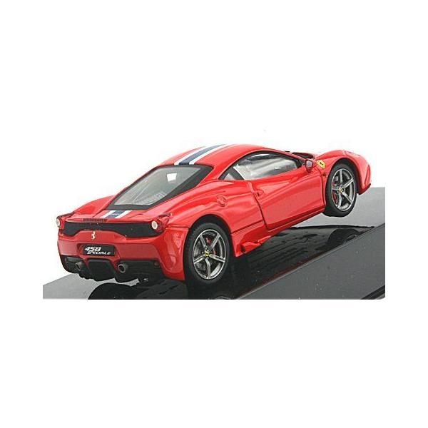 フェラーリ 458 スペチアーレ レッド (1/43 マテルMTBLY45) v-toys 02