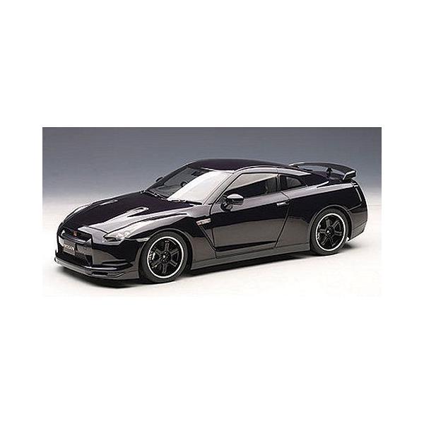 ニッサン GT-R (R35) スペックV オパールブラック (1/12 オートアート12201)|v-toys