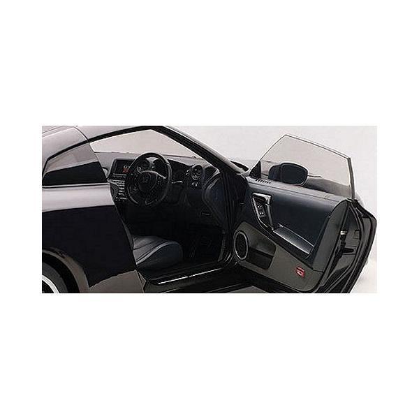 ニッサン GT-R (R35) スペックV オパールブラック (1/12 オートアート12201)|v-toys|03