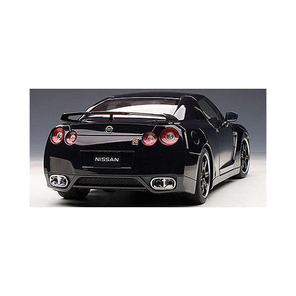 ニッサン GT-R (R35) スペックV オパールブラック (1/12 オートアート12201)|v-toys|04