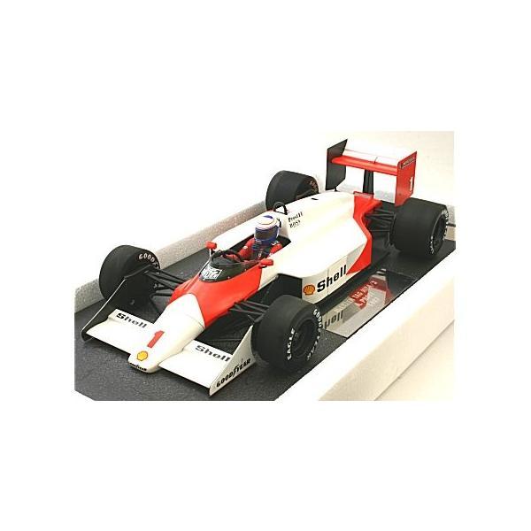 マクラーレン TAG MP4/3 A・プロスト 1987 (1/18 ミニチャンプス537871801)|v-toys|02