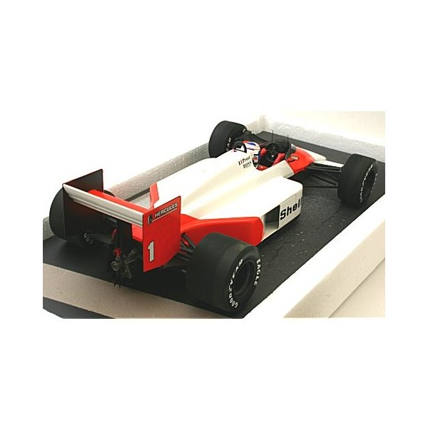 マクラーレン TAG MP4/3 A・プロスト 1987 (1/18 ミニチャンプス537871801)|v-toys|03