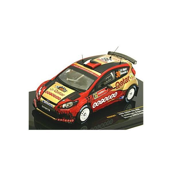 フォード フィエスタ RRC 2014 オーストラリアラリー WRC2 優勝 No36 (1/43 イクソRAM591)|v-toys