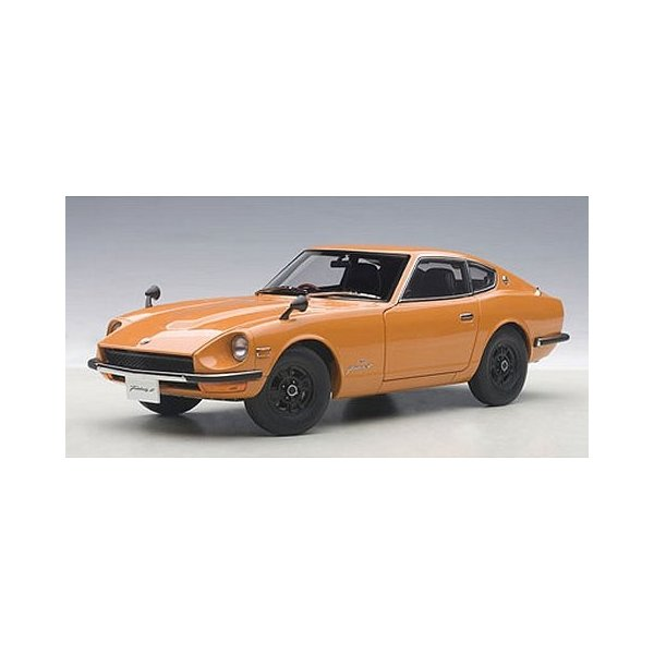 ニッサン フェアレディ Z432 オレンジ (1/18 オートアート77436)|v-toys