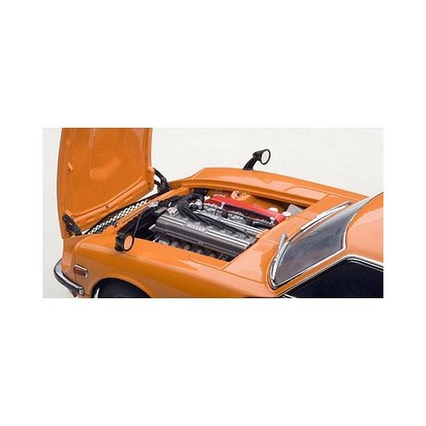 ニッサン フェアレディ Z432 オレンジ (1/18 オートアート77436)|v-toys|02