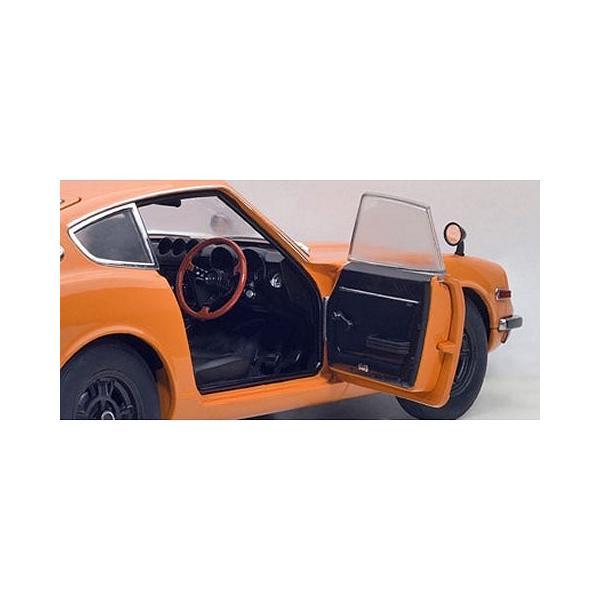 ニッサン フェアレディ Z432 オレンジ (1/18 オートアート77436)|v-toys|03