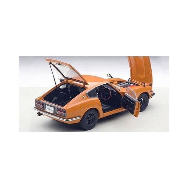 ニッサン フェアレディ Z432 オレンジ (1/18 オートアート77436)|v-toys|04
