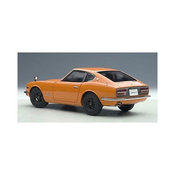 ニッサン フェアレディ Z432 オレンジ (1/18 オートアート77436)|v-toys|05