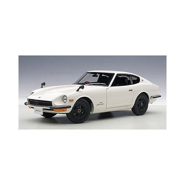 ニッサン フェアレディ Z432 ホワイト (1/18 オートアート77438)|v-toys