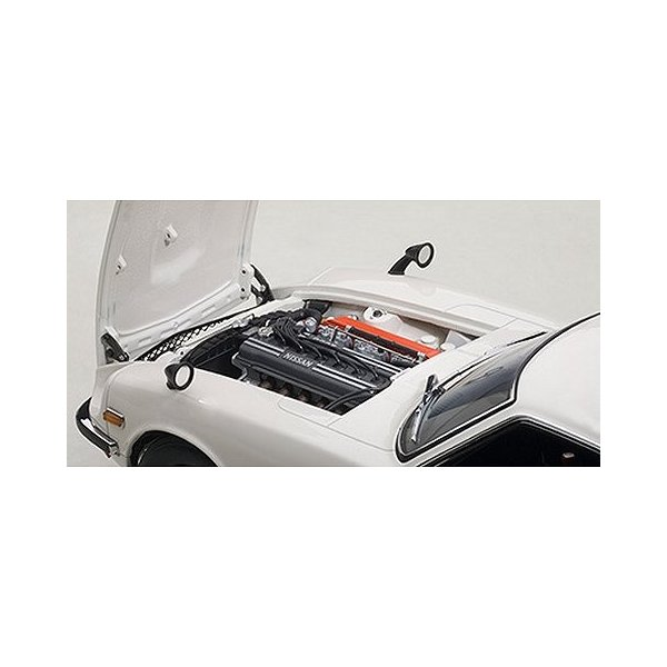 ニッサン フェアレディ Z432 ホワイト (1/18 オートアート77438)|v-toys|02