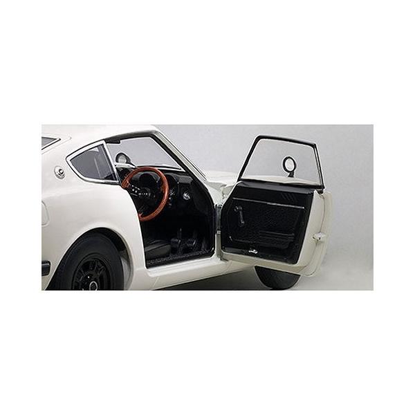 ニッサン フェアレディ Z432 ホワイト (1/18 オートアート77438)|v-toys|03