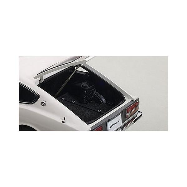ニッサン フェアレディ Z432 ホワイト (1/18 オートアート77438)|v-toys|04