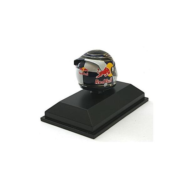 アライ ヘルメット S・ベッテル 鈴鹿 (日本GP) 2009 (1/8 ミニチャンプス381090401)|v-toys|02