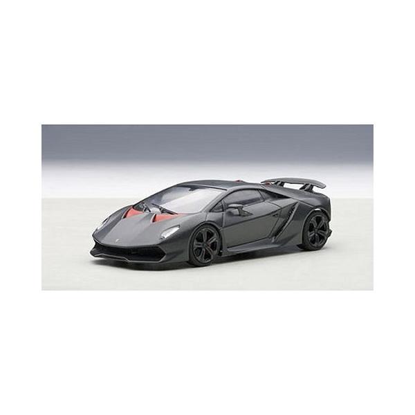 ランボルギーニ セスト エレメント カーボングレー (1/43 オートアート54671)|v-toys