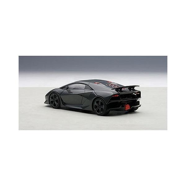 ランボルギーニ セスト エレメント カーボングレー (1/43 オートアート54671)|v-toys|02