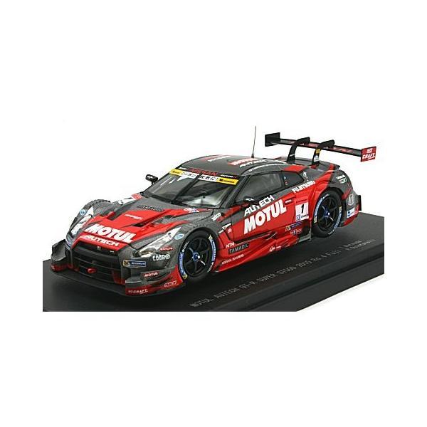 モチュール オーテック GT-R スーパーGT500 2015 Rd.4 Fuji No1 (1/43 エブロ45277)|v-toys