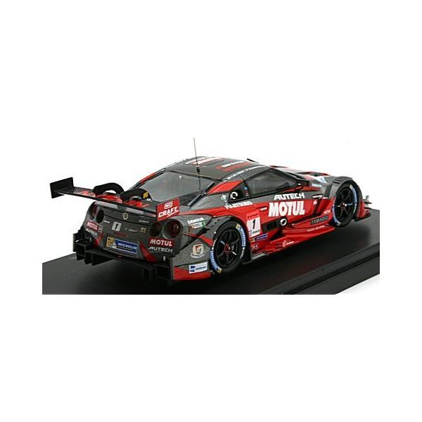 モチュール オーテック GT-R スーパーGT500 2015 Rd.4 Fuji No1 (1/43 エブロ45277)|v-toys|02