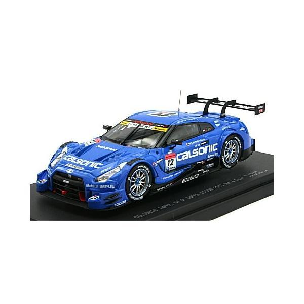 カルソニック インパル GT-R スーパーGT500 2015 Rd.4 Fuji No12 (1/43 エブロ45278)|v-toys