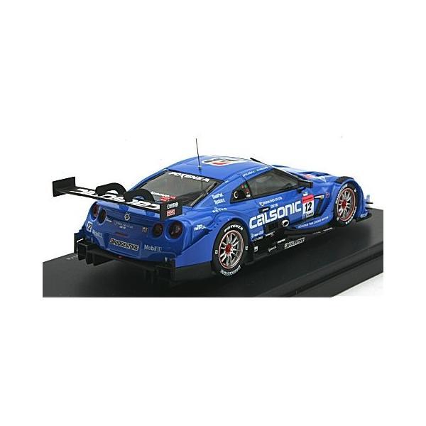 カルソニック インパル GT-R スーパーGT500 2015 Rd.4 Fuji No12 (1/43 エブロ45278)|v-toys|02