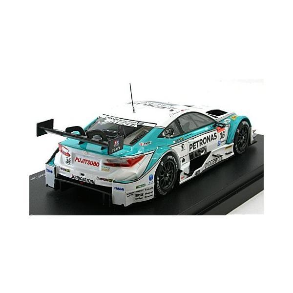 ペトロナス トムス RC F スーパーGT500 2015 Rd.1 Okayama No36 (1/43 エブロ45264)|v-toys|02