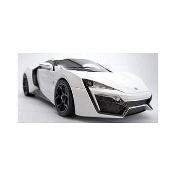 ライカン ハイパースポーツ ホワイト (1/18 トップマーカスTOP030W)|v-toys
