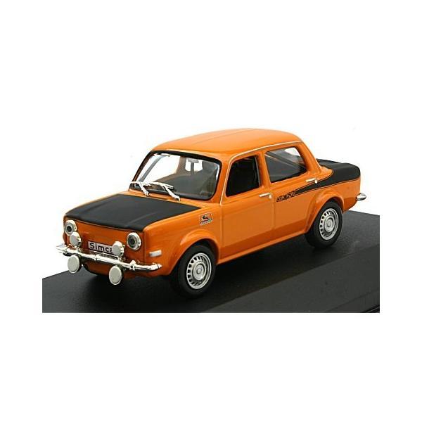 シムカ ラリー 2 1976 オレンジ (1/43 ホワイトボックスWB168)|v-toys