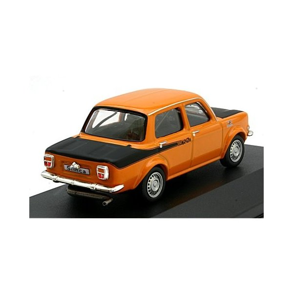 シムカ ラリー 2 1976 オレンジ (1/43 ホワイトボックスWB168)|v-toys|02