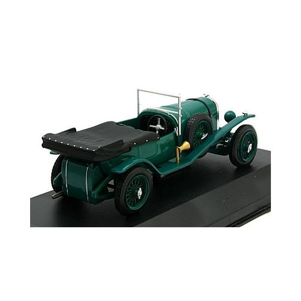 ベントレー 3L 2924 グリーン (1/43 ホワイトボックスWB171)|v-toys|02